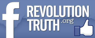 Like RevolutionTruth On Facebook